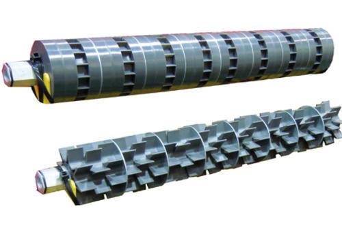 Metering rotors
