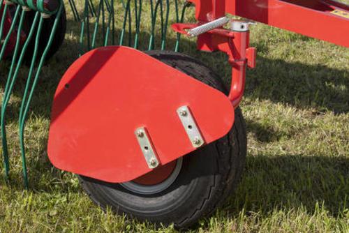 Дополнительное поддерживающее колесо