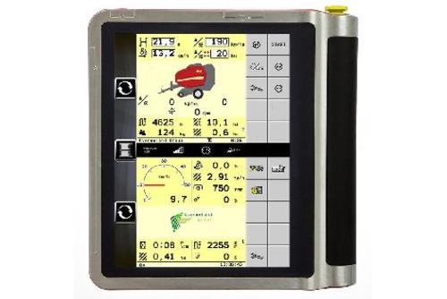 Терминал IsoMatch Tellus может быть оснащен и другими ISOBUS-инструментами