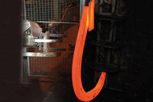 Термическая обработка стоек