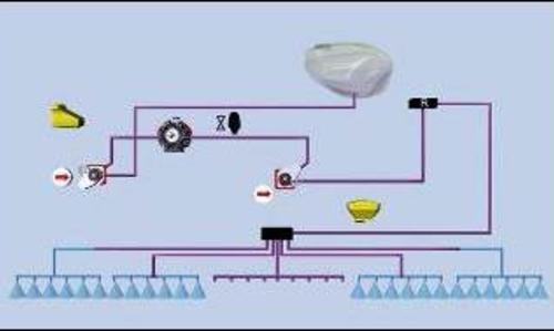 автоматическая промывка перед началом работы